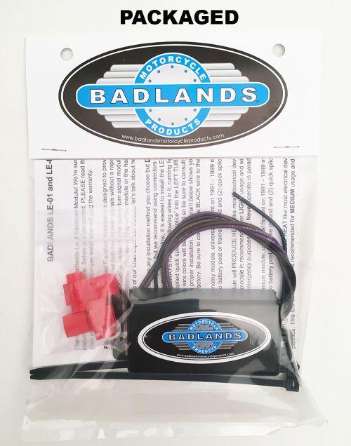 small resolution of  badlands 12v turn signal indicator load equalizer module controller on