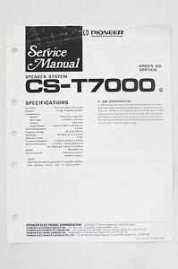 hpm 770 wiring diagram bayliner capri pioneer cs t7000 original speaker system service manual details about o68