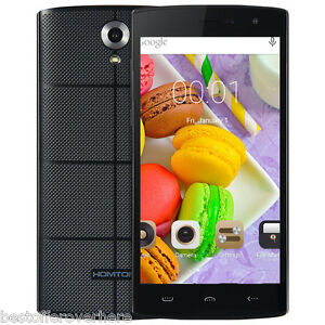 HOMTOM HT7 5.5 inch 3G Smartphone Android 5.1 MTK6580 Quad Core 1GB 8GB