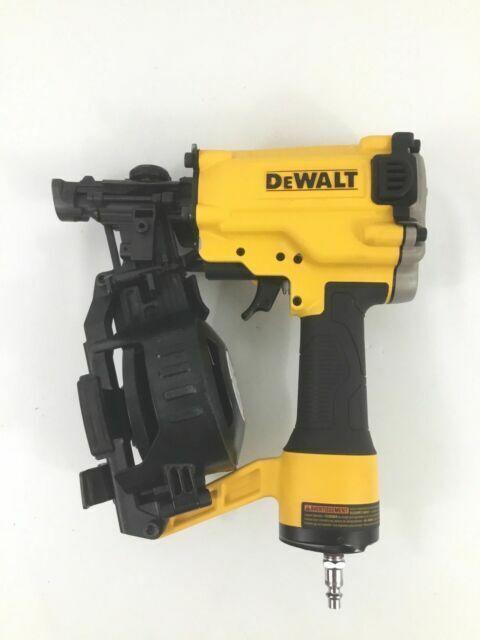 Dewalt Nail Gun Rifle For Sale : dewalt, rifle, DEWALT, DW45RN, Roofing, Nailer, Online