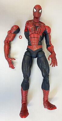 "Super Poseable Spider Man : super, poseable, spider, Amazing, Spider-Man, Ultimate, 18"", Super, Poseable, Points, Articulation, Figure"