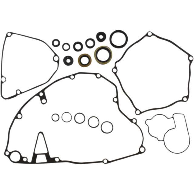 Cometic MX 0934-4101 Bottom End Gasket Kit Kawasaki KX250F