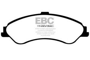 EBC Ultimax Front Brake Pads for Ford (S.Africa) Fairmont