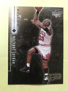 How Did Michael Jordan Get So Tall : michael, jordan, 1993-94, Black, Diamond, MICHAEL, JORDAN, Chicago, BULLS, HOFer