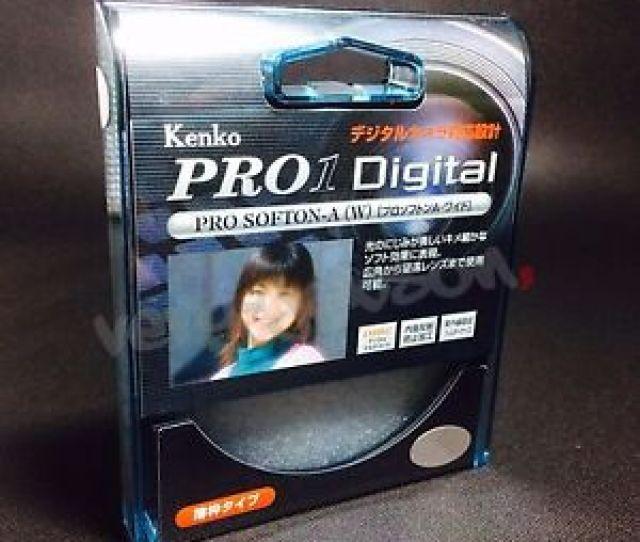 Image Is Loading Kenko Pro1d A W 58 Mm Digital Multi Coated