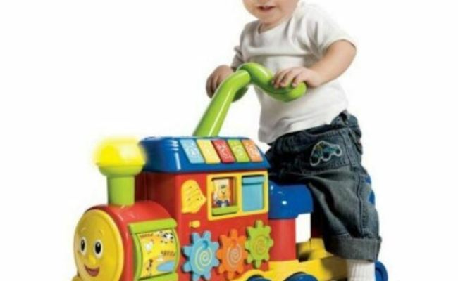 Ride On Toys For 1 Year Old Baby Toddler Walker Stand 2