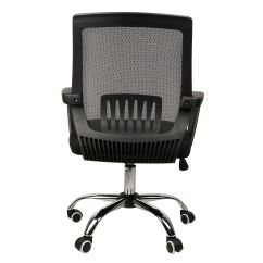 Chair Gym Commercial Pier 1 Imports Chairs Modern Mid Back Mesh Drafting Computer Office Desk