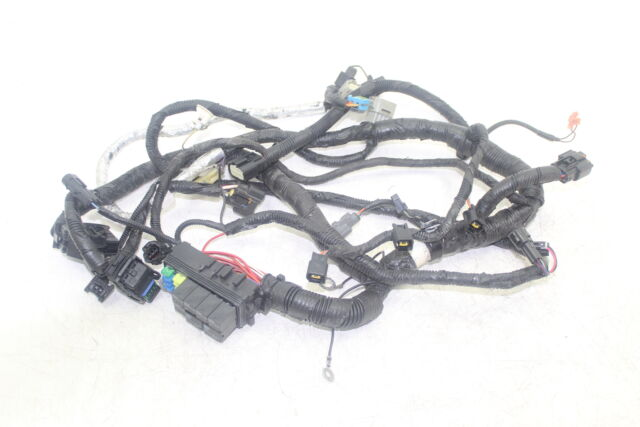 14-17 Yamaha Sr Viper SRViper Main Wiring Harness Motor