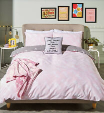reversible double bed duvet cover