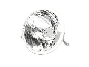 Vespa PX T5 125 150 200 P200e Classic Glass Headlight Unit