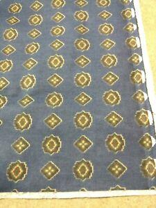 4 Yards Of Fabric : yards, fabric, Heavy, Flannel, Fabric, Yards, Mills, Medium, Geometric, Designs