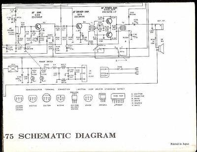 Lafayette Telsat SSB-75 CB Radio Original Factory
