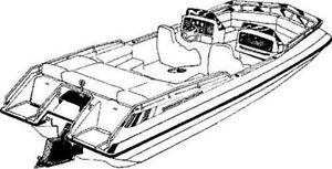 7oz BOAT COVER SYLVAN SPACE SHIP 1800 1994-1996
