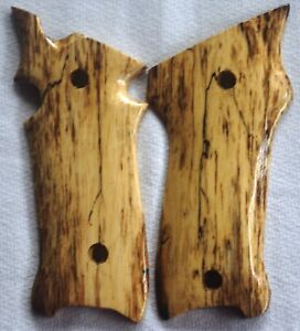 Ruger Mkii Amp Mkiii Grips Spalted Brazilian Cherry P 20
