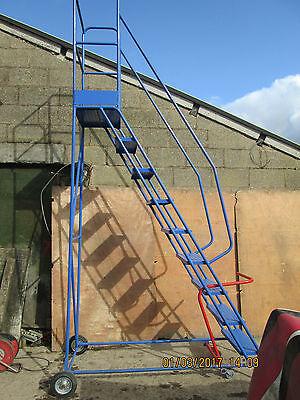 Meters To Steps : meters, steps, LARGE, STEPS, METERS, PLATFORM, BRITISH, TOTAL, HEIGHT