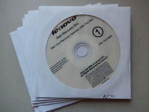 Lenovo A530 Series Windows Operating System Recovery Restore DVD Discs Media   eBay