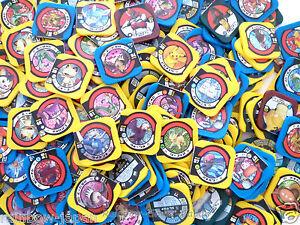 Lot 20 Pokemon Plastic Plate Tretta Nintendo Genuine