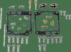 New All Balls Carburetor Carb Rebuild Kit For The 1988