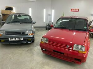 renault 5 gt turbo project