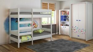 Image Is Loading Kids Children Juniors Singlebunk Bed Mattress 140x70 160x80