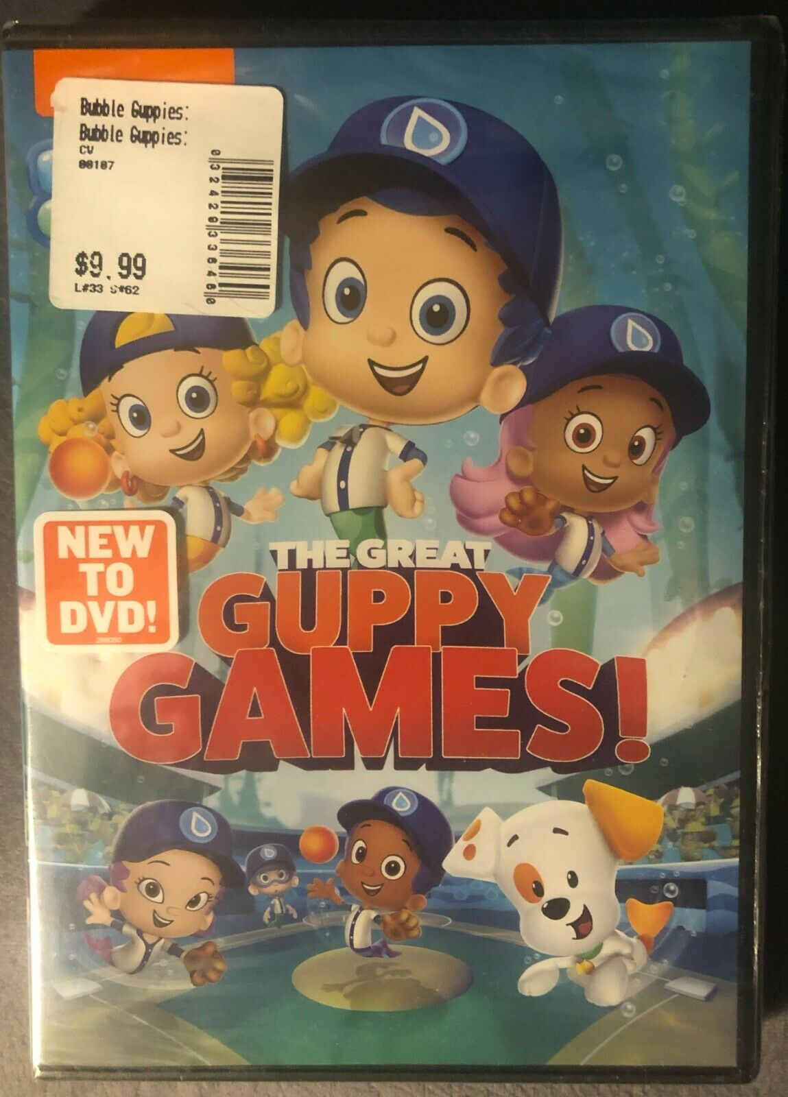 New Bubble Guppies : bubble, guppies, Bubble, Guppies, Great, Guppy, Games, EDIZIONE, Stati, Uniti, Online