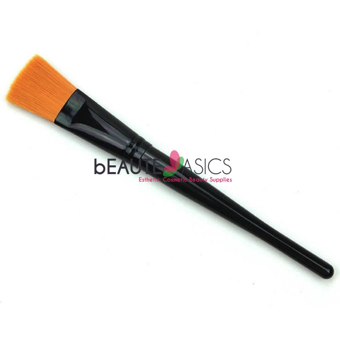 3 Pcs Facial Mask Brush Glycolic Mask Brush Taklon Bristle