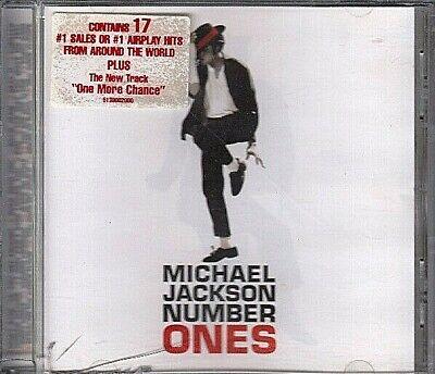 Michael Jackson. Number Ones. cd 9399700113280   eBay