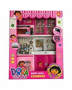 Dora Kitchen Toy : kitchen, Explorer, Modern, Kitchen, Pretend, (Multicolor)