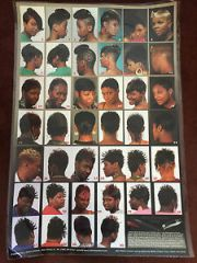 24 x 36 barber poster modern