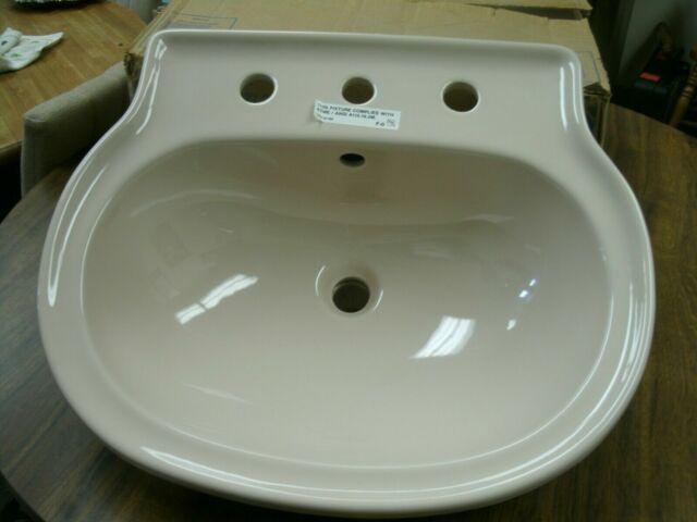 american standard self rim fawn beige chloe bathroom counter top sink 0504 073