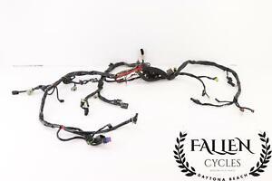 07 Harley Softail Night Train Wiring Wire Harness Loom