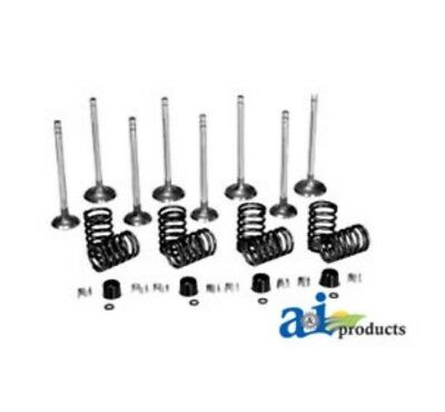 VALVE TRAIN KIT FORD TRACTOR 4 CYLINDER 5110 5610 5900