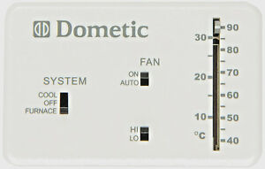 Dometic DuoTherm Heat/Cool Thermostat Analog 3106995.032