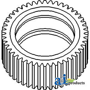 Compatible With John Deere PINION DIFF. FRONT L40028 2855N
