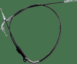 Motion Pro 04-0170 Black Vinyl Throttle Cable for Suzuki