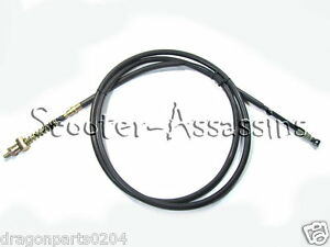 REAR BRAKE CABLE for KYMCO Cobra 50 100 Cobra Cross 50 Top