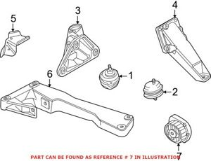Genuine OEM Automatic Transmission Mount for BMW