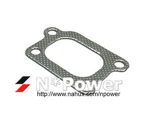 TURBO DUMP PIPE EXHAUST GASKET FOR MAZDA RX-7 FD3S SERIES