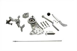 Jockey Shifter Control Kit for Harley Panhead Shovelhead