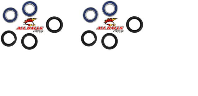 New All Balls Front Wheel Bearing Kits For 2007 Yamaha YFM