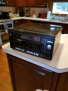 Sound System Repair : sound, system, repair, Fisher, Audio, Component, Surround, Sound, System, MC-735, Record, Player, Parts, Repair
