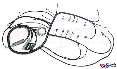 1997-2006 DBC LS1 STANDALONE WIRING HARNESS With 4L80e