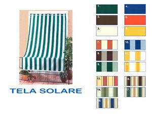 Tessuto per tende da sole su livingo » prezzi scontati ✓ le migliori marche. Tessuto Tenda Da Sole H 140 Cm Vendita Al Metro Idrorepellente Tela Solare Tende Ebay