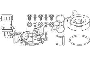 Ignition Pulse Hall Sensor Fits VW Jetta II Polo Classic