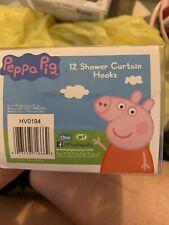 peppa pig peppa s pond shower curtain