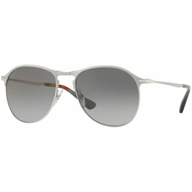 Authentic Persol Aviator Men Sunglasses Green Gradient Polarized PO7649S 1068M3 | eBay