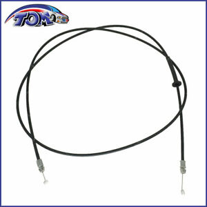 New Hood Release Cable For Chevy Impala Monte Carlo