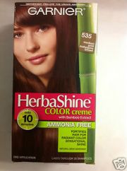 garnier herbashine haircolor creme