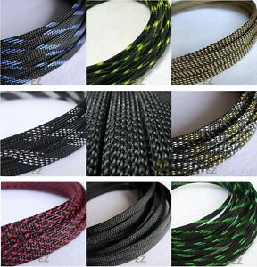 10mm expandable braided pet