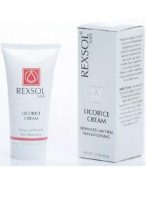 Licorice Cream Advanced Natural Skin Whitening ( 60 gr / 2 ...